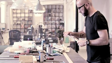 Dirección de arte y composición de bodegón. Un curso de Diseño de Everything .Is