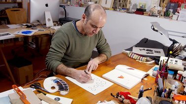 Diseño de producto: juego, tiempo, azar y materia. Un curso de Diseño y Craft de Isidro Ferrer