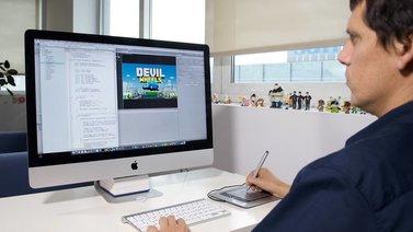 Diseño y Programación de videojuegos con Unity 5. A Technolog course by Mariano Rivas