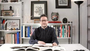 Diseño de monogramas con estilo. Un curso de Caligrafía y Tipografía de GM Meave