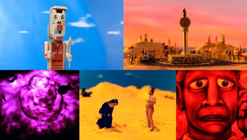 Stop Motion: animación fotograma a fotograma (Coke Riobóo y Lourdes ...
