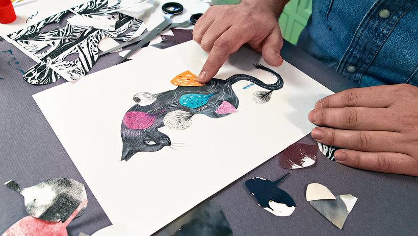 Introducción a la ilustración infantil (Adolfo Serra). Curso Online ...