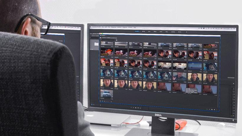 Exportación de video editado en premiere cs4