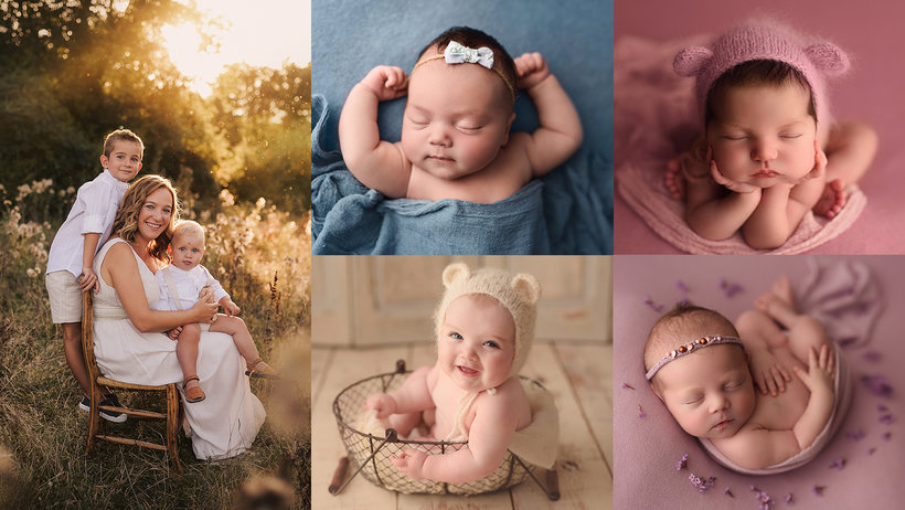 Introduction to Newborn Photography (Le Photograph). Online Course |  Domestika