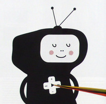 Bright Magazine. Un proyecto de Ilustración de Blanca Gómez - Lunes, 01 de junio de 2009 14:18:16 +0200