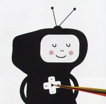 Bright Magazine. A Illustration project by Blanca Gómez - 06.01.2009