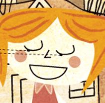 Cartel Publicitario Duplicopy ca. Un proyecto de Diseño, Ilustración y Publicidad de Leonor Sanahuja - Lunes, 13 de julio de 2009 15:28:08 +0200