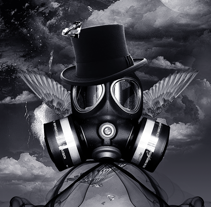 Black Storm. Un proyecto de Diseño e Ilustración de Emilio  Fos Segovia - Martes, 21 de julio de 2009 13:55:35 +0200