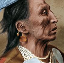 Old West. Un proyecto de Diseño, Ilustración, Publicidad y Fotografía de Diego   de los Reyes - Domingo, 23 de agosto de 2009 01:51:29 +0200
