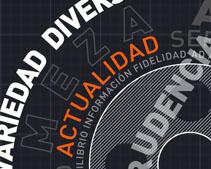 Typography Promo Veo Opina. Un proyecto de Diseño, Motion Graphics, Cine, vídeo y televisión de Oscar Arias - Viernes, 18 de septiembre de 2009 13:37:29 +0200