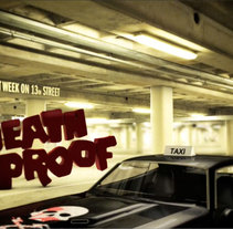 Death Proof Spec promo. A Motion Graphics, and 3D project by Pablo Mateo Lobo - 30-09-2009