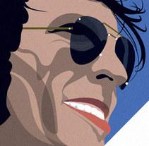Retrato de Sebas. A Illustration project by Chema Longobardo Polanco         - 23.10.2009
