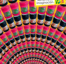 Alimenta Tu Imaginación. Um projeto de Ilustração, Publicidade e Fotografia de Chang Hyon Lee         - 30.10.2009