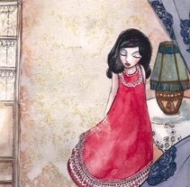 Días de duendes. A Illustration project by Laura Bustos  - 11.09.2009