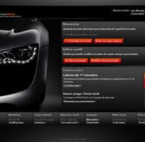 Audi Copa Horch. A Design project by Pablo Mateo Lobo - Nov 22 2009 11:25 PM