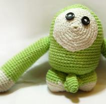 Monstruos (crochet). Um projeto de Design e Ilustração de Elvira Rojas         - 23.11.2009