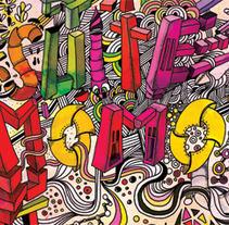 suite momo. Un proyecto de Ilustración de jaume osman granda - Viernes, 27 de noviembre de 2009 17:40:20 +0100