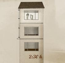 Sembrando en el pasado. Un proyecto de Ilustración de vanessa  santos - Viernes, 15 de enero de 2010 23:22:38 +0100