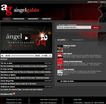 Angel Galán. A Design, and Software Development project by Miguel Ángel Dávila Carrasco - Jan 23 2010 04:12 PM