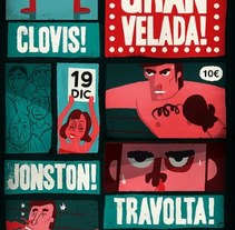 Gran Velada. A Illustration project by Diego Cano - 01-03-2010