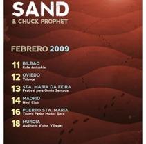 Giant Sand. Un proyecto de Ilustración de Diego Cano - Lunes, 01 de marzo de 2010 20:33:52 +0100