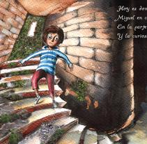 cuento. Un proyecto de Ilustración de eneko azpiroz - Jueves, 04 de marzo de 2010 16:12:58 +0100