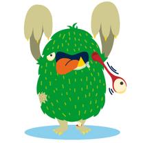 Flyers Partigi. A Design, Illustration, Film, Video, and TV project by María Grande Estévez - Mar 17 2010 01:12 PM