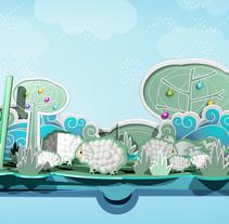 Popup Rios Vivos. Un proyecto de Ilustración, Publicidad, Motion Graphics, Fotografía, UI / UX, 3D e Informática de Kata Zapata - 05-04-2010