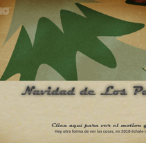 Navidad de los Papalagi. A Design, and Motion Graphics project by Luis Madrid - Apr 12 2010 01:56 PM