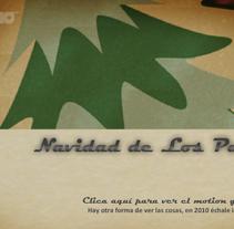 Navidad de los Papalagi. A Design, and Motion Graphics project by Luis Madrid - Apr 12 2010 01:56 PM
