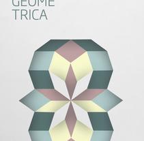 COMPOSICIÓN GEOMÉTRICA. Um projeto de Design e Ilustração de Marisa Piñana         - 15.04.2010