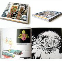 belio aniversario. A Design&Illustration project by devoner gonzalez - Apr 15 2010 04:58 PM