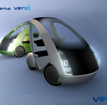 VENIO. A Design, and 3D project by Mark  - 27-04-2010