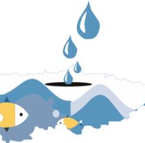 Campaña de ahorro de agua en Asturias. Un proyecto de Diseño de Ana Fandiño Fdez.         - 09.05.2010