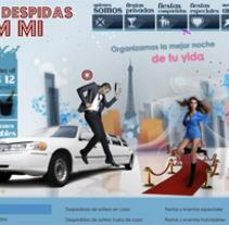 No te despidas sin mi. Un proyecto de Diseño y Desarrollo de software de Miguel Ángel Dávila Carrasco - Jueves, 13 de mayo de 2010 14:40:50 +0200