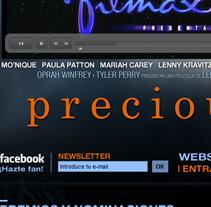 Filmax - Precious. Un proyecto de Desarrollo de software de Marc Torres - Viernes, 04 de junio de 2010 19:24:07 +0200