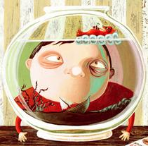 Infantil II. A Design&Illustration project by Judit Frigola         - 05.07.2010