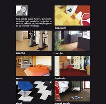 Eureka Flooring. Un proyecto de Diseño de Helena Bedia Burgos         - 08.07.2010