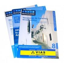 Costa Magazine. Un proyecto de Diseño de Antonio  Vivancos - 12-07-2010