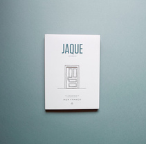 Jaque. A Design project by Meneo  - Jul 27 2010 09:25 PM