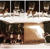 ADRINKMALS. Um projeto de Design de FERNANDO ARIAS SÁNCHEZ         - 11.08.2010