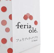 Feria Olé en Tokio. Un proyecto de Diseño, Ilustración, Publicidad e Instalaciones de ememinúscula Mercedes Díaz Villarías - 06-09-2010