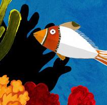 ilustraciones proyecto. A Illustration project by Jorgina Miralles Castelló - Aug 30 2010 01:39 PM