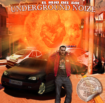 Underground Noize. A Design, Music, Audio, Motion Graphics, Film, Video, and TV project by Sokete         - 31.08.2010
