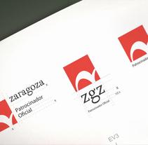 Aplicación Zaragoza. A Design, and Advertising project by ememinúscula Mercedes Díaz Villarías         - 06.09.2010