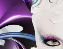 Cosmica. Un proyecto de Diseño e Ilustración de Susana García Montes - 06-09-2010