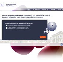 realidad aumentada. A UI / UX project by Massimiliano Seminara - 08-09-2010