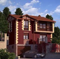 Las Presillas. A 3D project by Diego Moreno - 14-09-2010