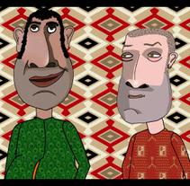 Al principio. Un proyecto de Ilustración de miguel a. saavedra mateo         - 24.09.2010