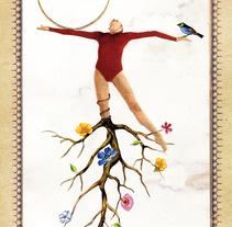 Mirar y Admirar. A Illustration project by ANA HIMES         - 15.10.2010